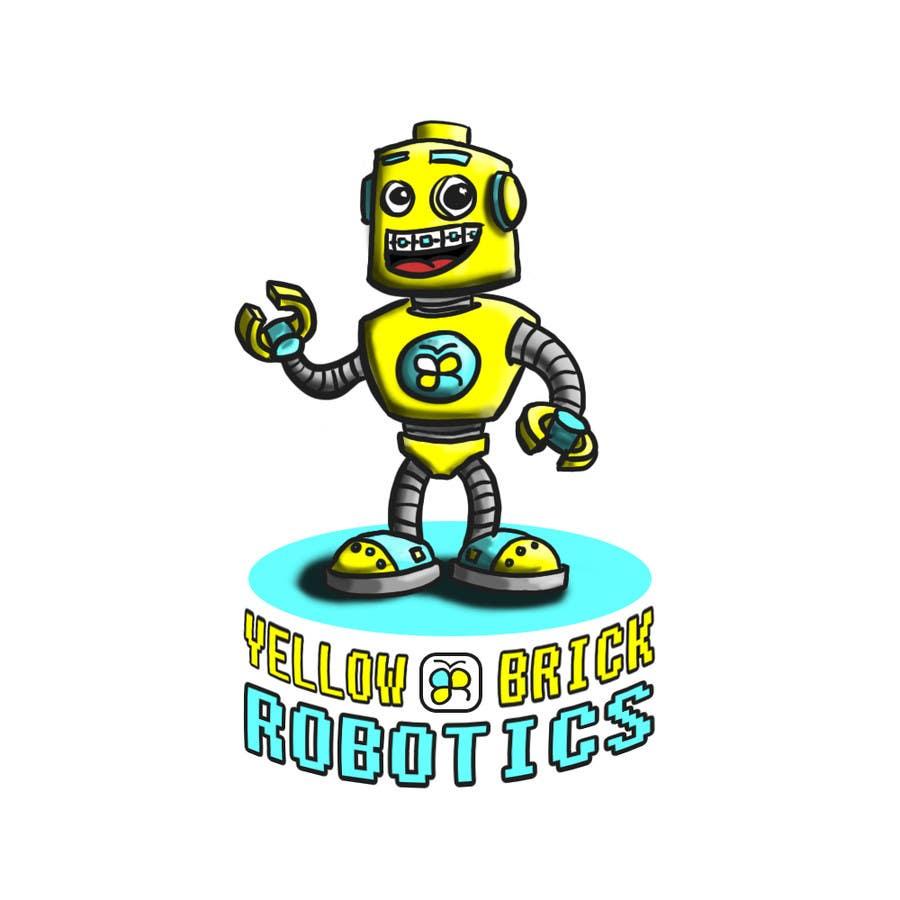 Inscrição nº                                         72                                      do Concurso para                                         Lego Robotics Business Logo Design Competition