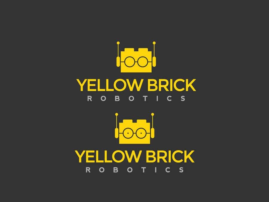 Inscrição nº                                         34                                      do Concurso para                                         Lego Robotics Business Logo Design Competition