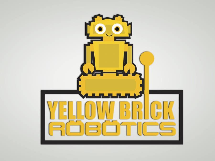 Inscrição nº                                         82                                      do Concurso para                                         Lego Robotics Business Logo Design Competition