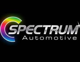 #40 untuk Design a Logo for Spectrum Automotive oleh logoflair