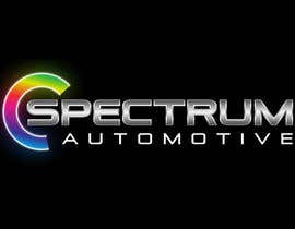 #41 para Design a Logo for Spectrum Automotive por logoflair