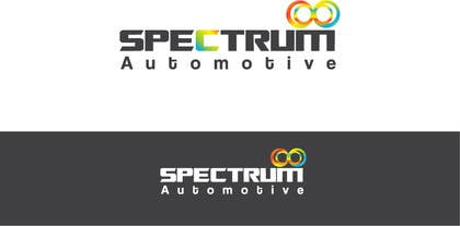 #16 untuk Design a Logo for Spectrum Automotive oleh creativeartist06
