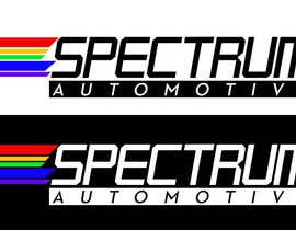 #75 untuk Design a Logo for Spectrum Automotive oleh florentinolance
