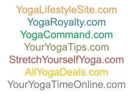#46 cho Need a brand name for yoga business bởi ImranBinIdrees