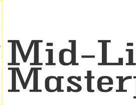 Nro 17 kilpailuun Design a Logo for  a Mid-life Masterpiece käyttäjältä denagir995