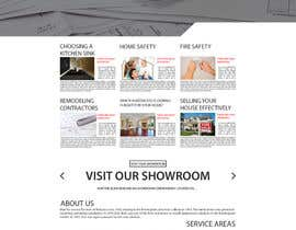 #11 for Home Page Design by ashim14