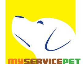 #41 for Design a Logo for myservicepet.com af pikoylee