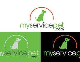 #29 para Design a Logo for myservicepet.com por Masinovodja