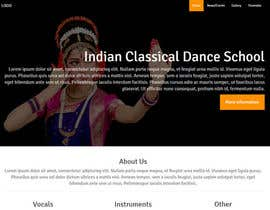 #2 untuk Build a Website for Indian Classical Dance School oleh willvfx