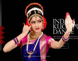 #16 untuk Build a Website for Indian Classical Dance School oleh webmastersud