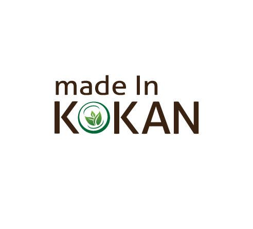 Konkurrenceindlæg #80 for Logo Design for Made In Kokan