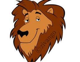 #48 untuk Illustrate Cartoon Lion for New Company oleh zivango