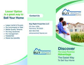 #18 untuk Design a Brochure for real estate investment company oleh naikerhiroko