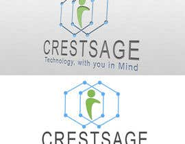 #42 untuk Design a Logo for New Business CRESTSAGE oleh webconfigure