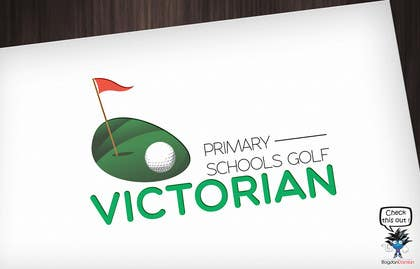 #101 for Victorian Primary Schools Golf Event - Logo Design af BDamian