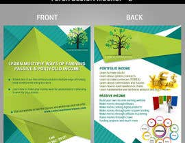 #6 untuk Design a Flyer and Banner for Cash Creation Systems oleh AaRTMART