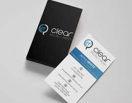 #32 para Recruitment Firm Business Card por Fgny85