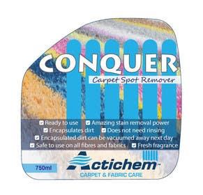 #2 for Product Label Design af muzden