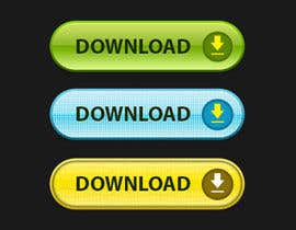 "#15 para Design a ""DOWNLOAD"" Banner Kit por kundan1234"