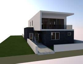 #12 for Modern House Facade by markoculibrk