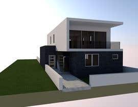 #12 for Modern House Facade af markoculibrk