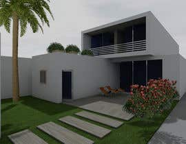 #26 for Modern House Facade af vlangaricas