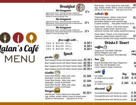#15 for Design a Brochure for Cafe Menu by faba18
