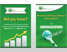 #13 for Design a Flyer for solar company af rayhandnj