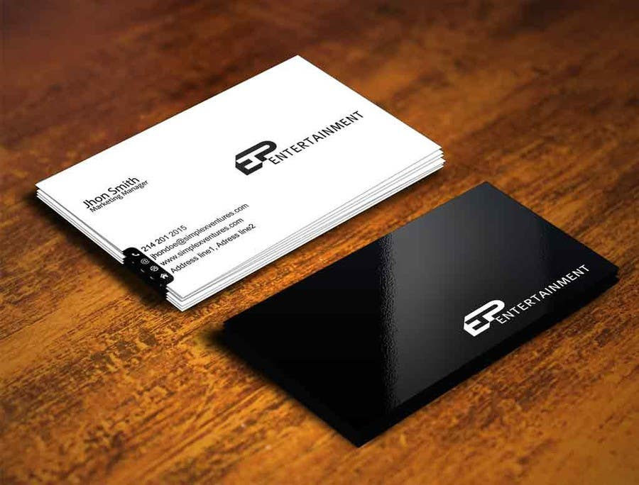 Entry #37 by gohardecent for Design a Flyer and Business Card for an ...