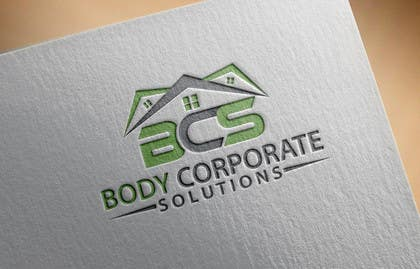 #101 untuk Design a Logo for company Body Corporate Solutions oleh alikarovaliya
