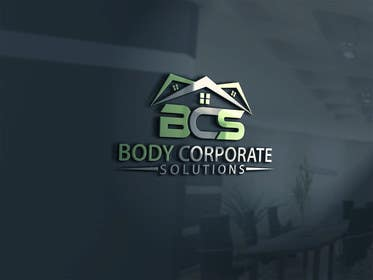 #104 untuk Design a Logo for company Body Corporate Solutions oleh alikarovaliya