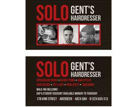 Banj0 tarafından Design some Business Cards for Solo hairdresser ( exact replica) asap için no 1