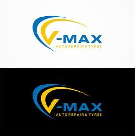 #134 for 设计徽标 for V-Max af tedi1