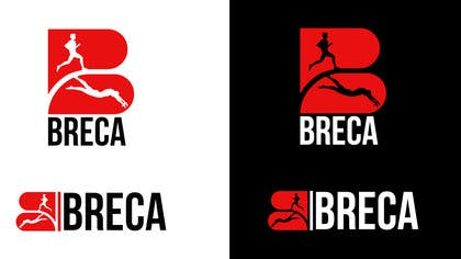 #17 untuk Design a Logo for Breca Swimrun oleh picitimici