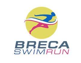#249 para Design a Logo for Breca Swimrun por mazila