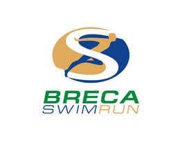 #252 para Design a Logo for Breca Swimrun por mazila