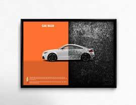 Nro 17 kilpailuun Design a Brochure for a local car wash / car detailing center käyttäjältä acmale