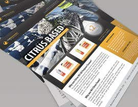 Nro 3 kilpailuun Design a Brochure for a local car wash / car detailing center käyttäjältä skanone