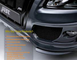 Nro 9 kilpailuun Design a Brochure for a local car wash / car detailing center käyttäjältä Lankesha