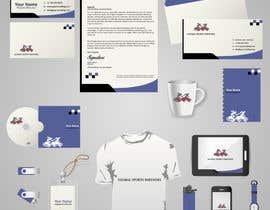 #51 untuk Design some Stationery for Sports Company oleh idexigner