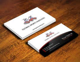 #43 cho Design some Stationery for Sports Company bởi IllusionG
