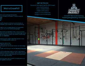 #10 for Ontwerp een Brochure for CrossFit Hasselt by turtledes