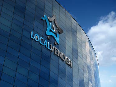 """Nro 48 kilpailuun Design a Logo for """"LocalVenedr"""" käyttäjältä alikarovaliya"""
