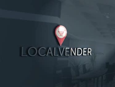 """Nro 55 kilpailuun Design a Logo for """"LocalVenedr"""" käyttäjältä DQD"""