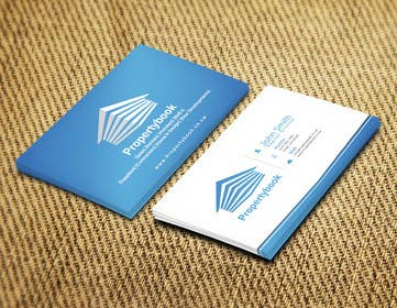 #8 untuk Design some Business Cards for Propertybook.co.zw oleh LeeniDesigns