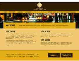 #16 para Create a Wordpress Template for Poyton Inc Energy Consulting por ciuss
