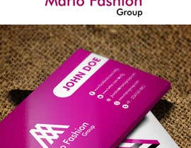 akshaydesai tarafından Develop a Corporate Identity for Mario Fashion Group için no 29