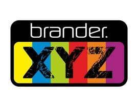 #496 untuk Design a Logo for my new startup branded domain business BRANDER.XYZ oleh manfredslot