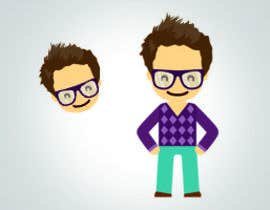 #14 untuk Design some Avatars/Icons for website oleh xalapaonline