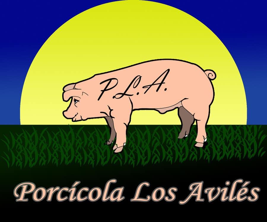Inscrição nº                                         8                                      do Concurso para                                         Develop Corporative image for Granja Los Aviles